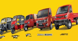 Mahindra brings in Festive Season by delivering 400 Small Commercial Vehicles (SCVs) in one day