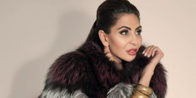 Meet Mahsa Nejati - London's very own whitening Queen
