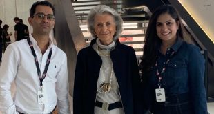MEDUSA SOURCE, Managing Partners, Sonal Jindal and Chetan Mathur recently attended the event Fashion Colloquia Roma organised by Academia Costume & Moda in ROME, ITALY