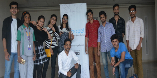Open Mic competition organised by troopel.com reached its finale