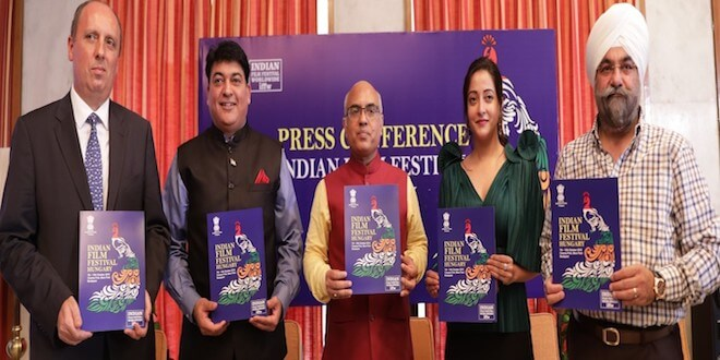 Raima Sen, Raju Chadha, Rahul Mittra and Umesh Shukla to walk the Red Carpet at Indian Film Festival Hungary
