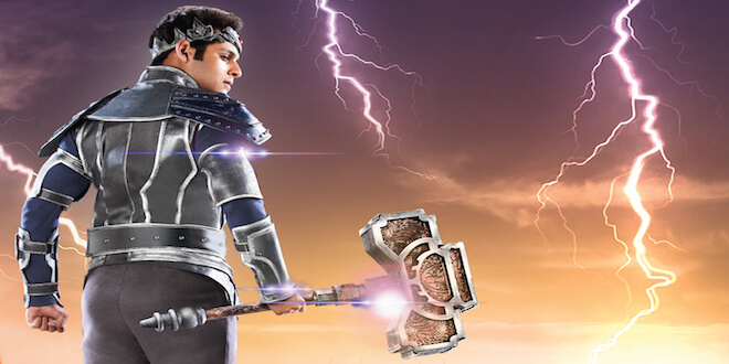 """""""I want to make a difference in the world with Baalveer Returns"""", says Dev Joshi from Sony SAB's Baalveer Returns"""