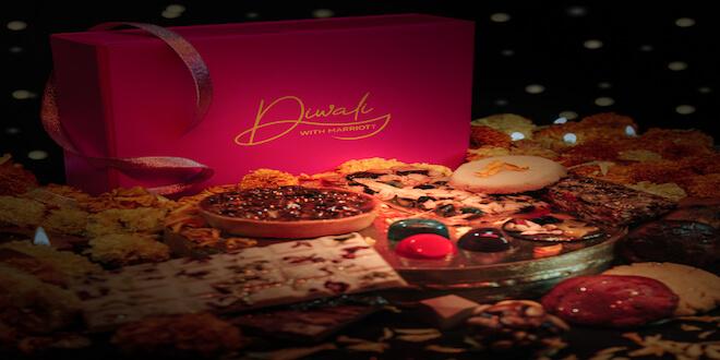 Artisanal Hampers by Marriott this Diwali