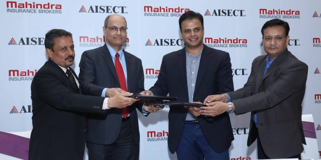 Mahindra Insurance Brokers Partners with AISECT to offer Customised Health Insurance Solutions