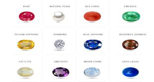Nine Gemstones to removes hurdles in your path and bring prosperity and happiness in your life