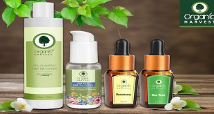 Organic Harvest's expert hair care range takes care of the most essential hair needs of today