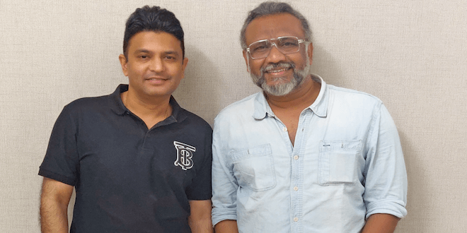 Bhushan Kumar And Anubhav Sinha To Mark The Beginning Of A Long-term Filmmaking Association