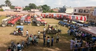 Swaraj organised Mega Service Camp in Western Uttar Pradesh at 57 workshops, Over 17,000 farmers visited these camps
