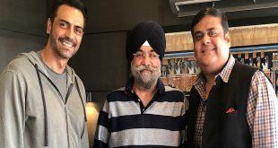Raju Chadha & Rahul Mittra sign Arjun Rampal for their next horror film