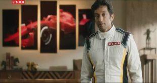 "Usha International launches its ""Live like a Racer"" TVC featuring Narain Karthikeyan"