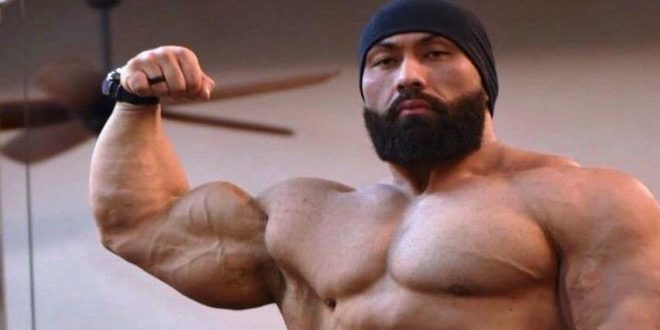 Bodybuilder Jason Huh gave up flourishing professional career to work in bollywood