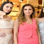 Tanieya Khanuja unveiled A/W 19 Luxury pret-a-couture collection at her new store
