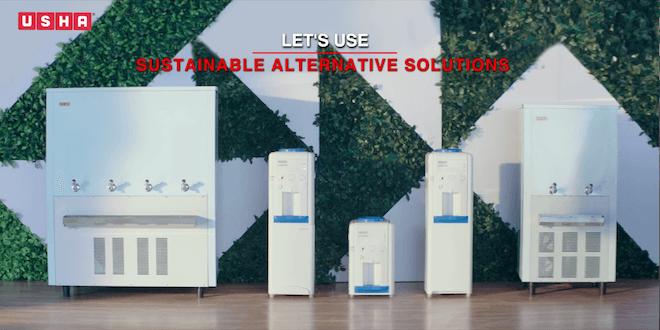 No more 'Single Use Plastic', says Usha International