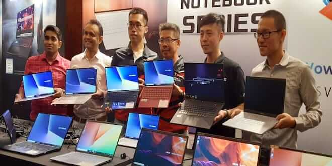 ASUS strengthening its foothold in Tier II & Tier III markets