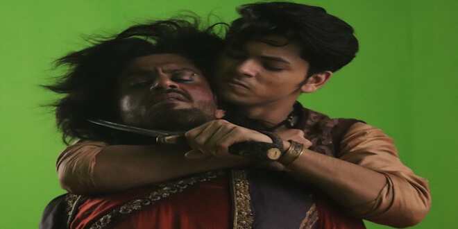 Aladdin's ghost to push Zafar off a cliff on Sony SAB's Aladdin: Naam Toh Suna Hoga