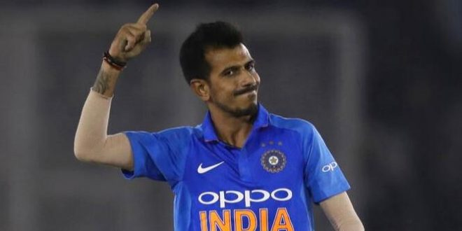 Get ready to be bowled out by YUZVENDRA CHAHAL at India Today Mind Rocks 2019