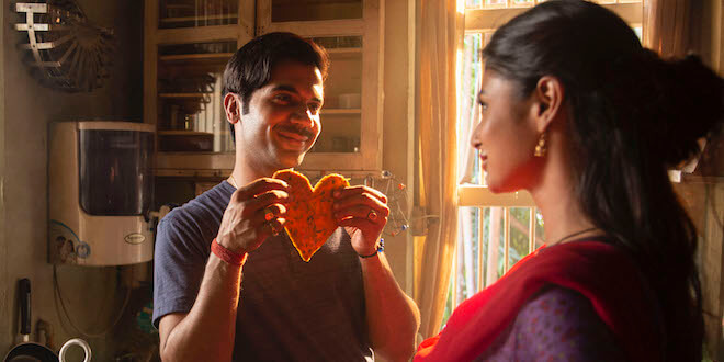 Love is in the air with Rajkummar Rao and Mouni Roy!