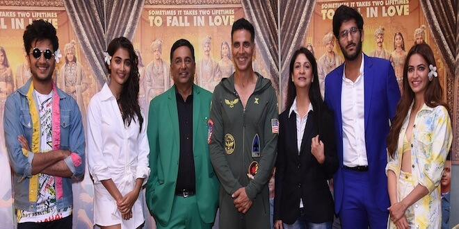 Housefull 4 Associates With Team RichFeel