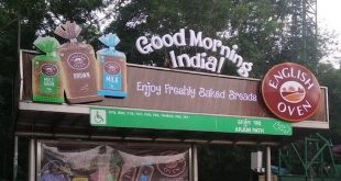 English Oven bakes Good Morning India! Campaign