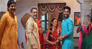 DDLJ style Karvachauth in &TV's Gudiya Humari Sabhi Pe Bhari