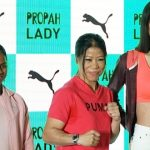 "PUMA CELEBRATES WOMEN WITH THE LAUNCH OF ""PROPAH LADY"""