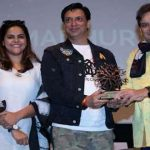 """""""My biggest teacher is life and I got the best out of it"""", shared Mr. Madhur Bhandarkar during the 5th Veda session at Whistling Woods International"""