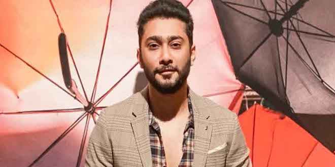 Actor Zaid Darbar stepping stone to success in bollywood