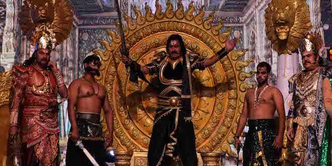 Hanuman saved Laxman's life by bringing Sanjeevani Booti on the 7th day of Luv Kush Ramleela