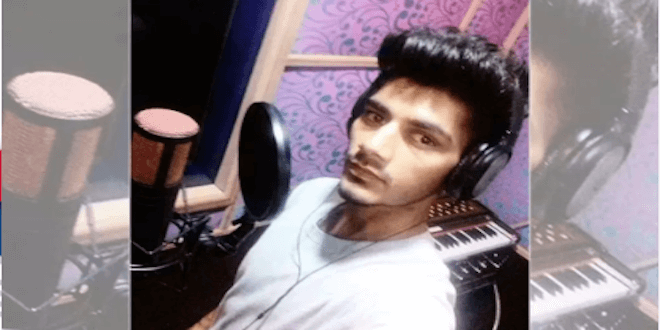 Meet Anup, singer creating a new trend in music industry