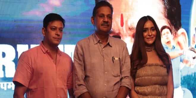 Kirket Movie Starcast Witnessed Promoting Their Movie in Delhi