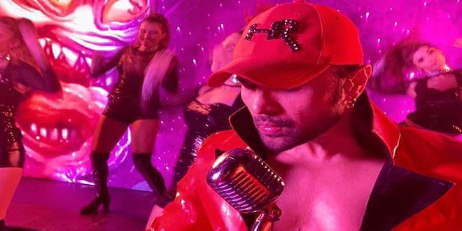 Himesh Reshammiya comes back with his iconic cap look for the upcoming remix song