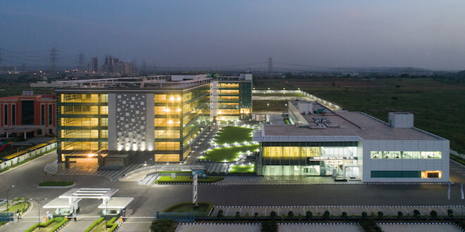 e-novation Centre by RSP Developers : India's first Corporate hub dedicated to R&D, Training and Innovation
