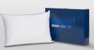 Wink & Nod offers an exclusive range of memory foam pillows