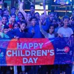 SMAAASH CELEBRATED CHILDREN'S DAY WITH ALAMB NGO