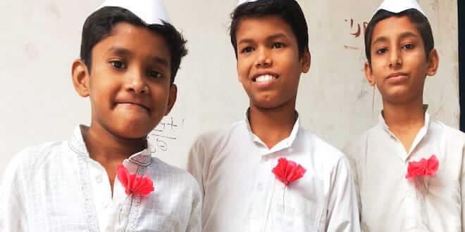 AROH Foundation Pays Tribute to Pandit Jawaharlal Nehru