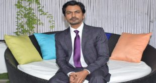 "Nawazuddin Siddiqui Witnessed promoting his upcoming film ""Motichoor Chaknachoor"" in National Capital"