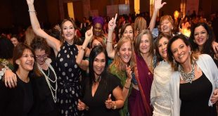FLO hosted the gala night in honour of awardees at the 12th IWEC Awards & Conference