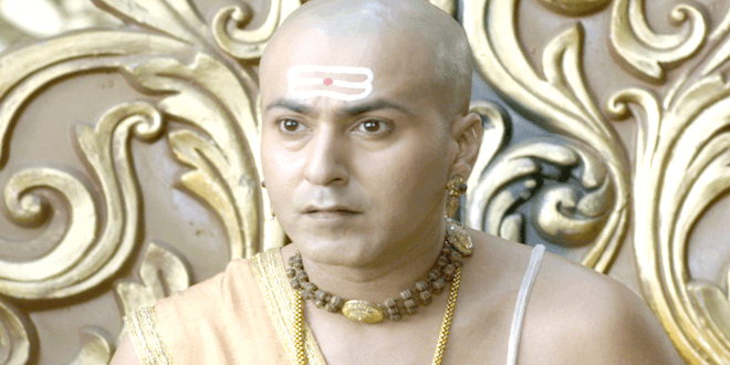 Pandit Rama Krishna is accused of murder on Sony SAB's Tenali Rama
