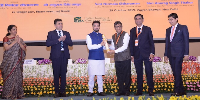 Adani Ports & SEZ (APSEZ) Receives 'Honorary Special Mention Award' at the National Corporate Social Responsibility Awards