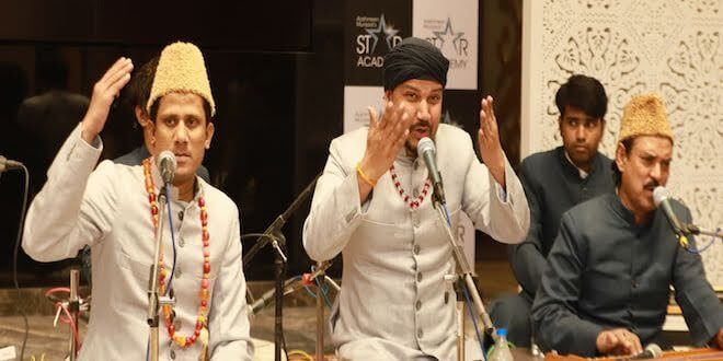 Lakhnawi andaaz-e- mehfil & Hyderabadi theme party hosted by Arvind Munjaal and Aashmeen Munjaal