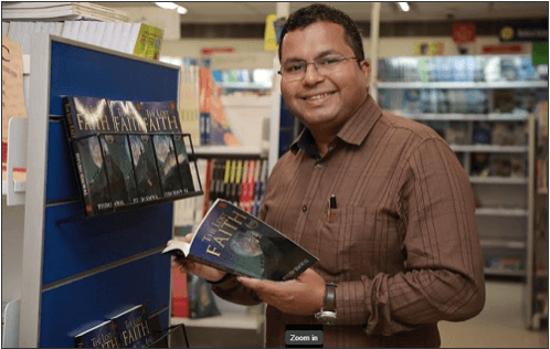 "Kalamos Literary Services Releases ""The Lost Faith"" by Major Piyush Semwal"