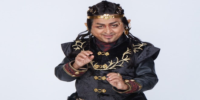 """My real life emotions come out while shooting an emotional scene"", says Shridhar Watsar playing a double role in Sony SAB's Baalveer Returns"