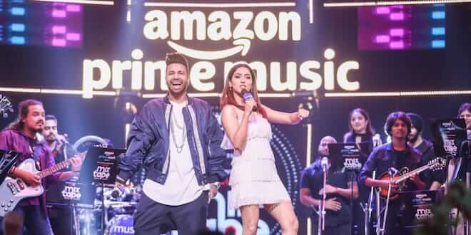 Enjoy Neeti Mohan & Sukh E's electrifying chemistry in the first episode of T-Series MixTape Punjabi Season 2, available first on Amazon Prime Music