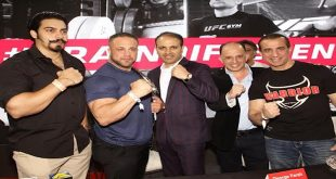 Global Chain 'UFC' GYM Announces its Expansion Strategy with Booming Fitness Market in India