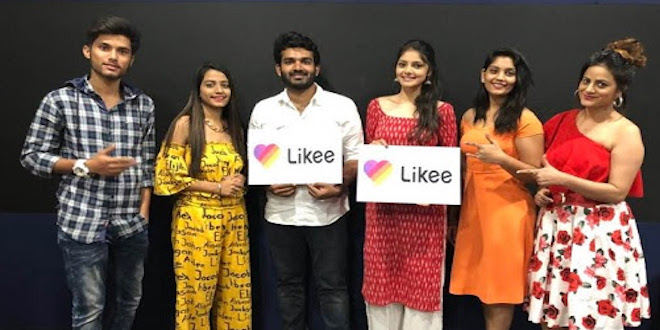 Likee Collaborates with Telugu Movie Raja Varu-Rani Garu; Launches a New App Function 'FaceFace'
