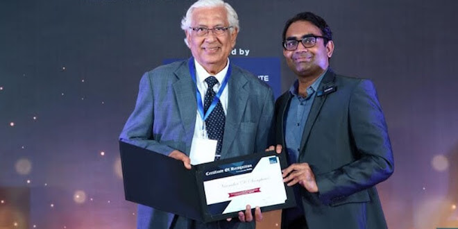 MD of Aarvi Encon Awarded as One of India's Greatest Entrepreneurs
