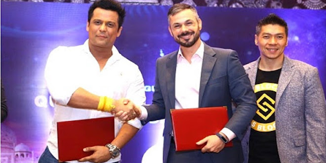 International E-Wallet S Block Quantum Leap & Running Horses Films Announce their Bollywood Collaboration