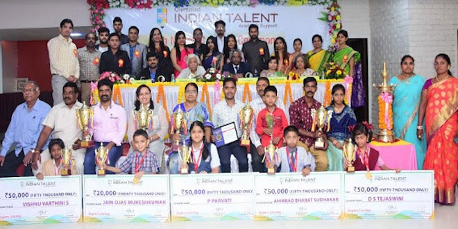 Leading Indian Students to Greatness: Indian Talent Olympiad