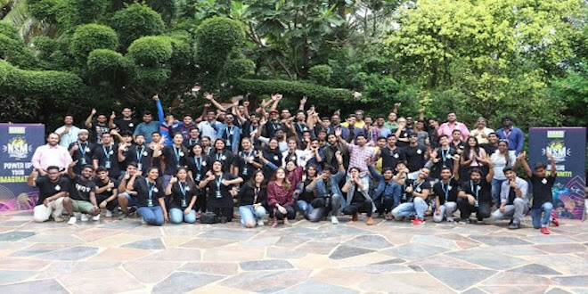 "Goa hosts the Biggest ""National Student Meet 2019"" by Arena Animation"
