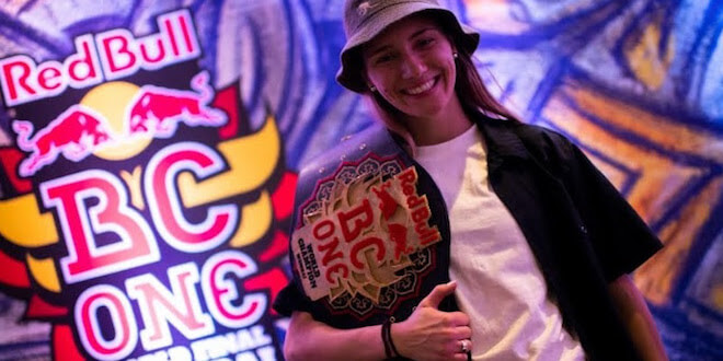 B-Boy Menno and B-Girl Kastet take the Titles at Red Bull BC One World Final 2019